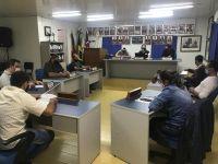 Vereadores voltam a se reunir para primeira Sessão do mês de agosto