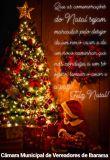Desejamos um Feliz Natal e um Ano Novo com muitas realizações e sucesso! Boas Festas!