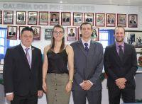 Por unanimidade a Vereadora Lovani S. Da Cas é eleita Presidente do Legislativo para o ano de 2020