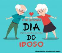 1º de outubro Dia do Idoso